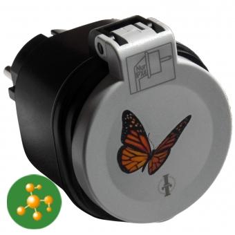 230V Outdoor Funk Zwischenstecker (Ein/Aus) ITGR-10