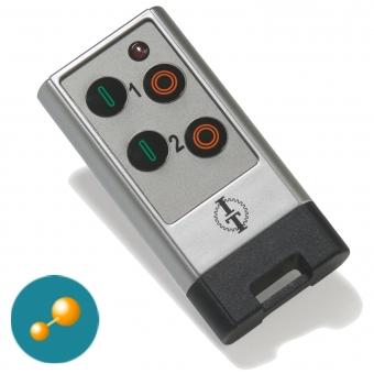 2-Kanal Funksender (Handsender) ITKL-2
